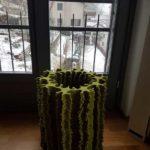 Der Grüne (2018) Softtable Merinofilz 5 mm Stanzreste, (nur noch in grau erhältlich)